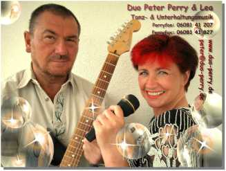 Duo Peter Perry & Lea